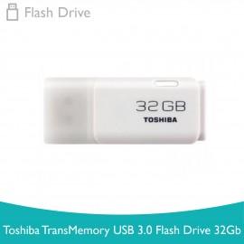 image of Toshiba TransMemory USB 3.0 Flash Drive 32GB