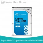 Seagate 500GB 2.5'' Laptop Internal Hard Drives (5400RPM)