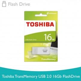 image of Toshiba Transmemory Usb 2.0 16gb Flash Drive