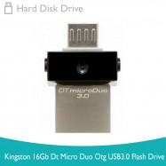 image of Kingston 16Gb Dt Micro Duo Otg USB3.0 Flash Drive