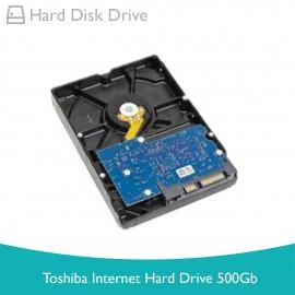 image of Toshiba Internet Hard Drive 500GB