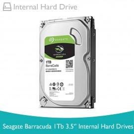 image of Seagate Barracuda 1TB 3.5