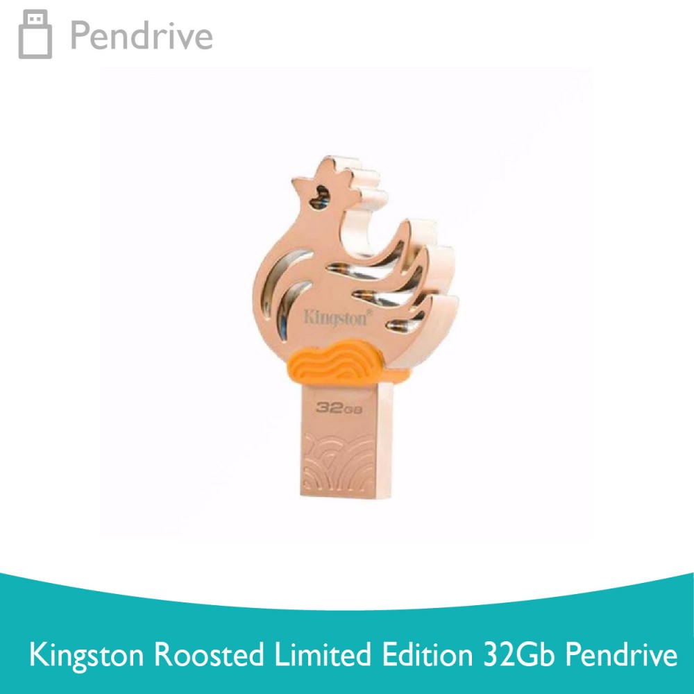Kingston Roosted Limited Edition 32GB Pendrive