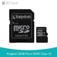 image of Kingston 32GB Micro SDHC Class 10