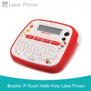 image of Brother P-TOUCH Hello Kitty Label Printer