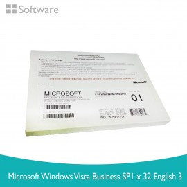 image of Microsoft Windows Vista Business SP1 x32 English 3