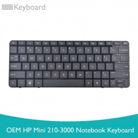 image of OEM HP Mini 210-3000 Notebook Keyboard