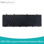 OEM Dell Inspiron Notebook Keyboard Black