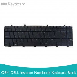 image of OEM Dell Inspiron Notebook Keyboard Black