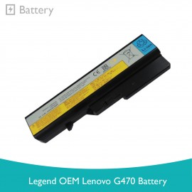 image of Legend OEM Lenovo G470 Battery