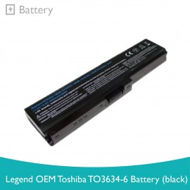 image of Legend OEM Toshiba TO3634-6 Battery