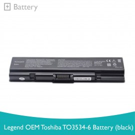 image of Legend OEM Toshiba TO3534-6 Battery