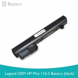 image of Legend OEM HP Mini 110-3 Battery (Black)