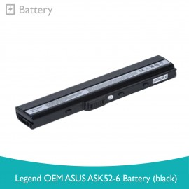 image of Legend OEM Asus ASK52-6 Battery (Black)