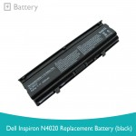 Dell Inspiron N4020 Replacement Battery (Black)