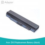 ACER ZA3 Replacement Battery (Black)
