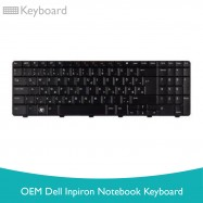 image of OEM Dell Inpiron 15R N5010 Notebook Keyboard