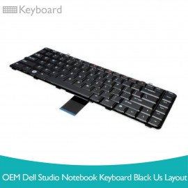 image of OEM Dell Studio Notebook Keyboard (1535 1536 1537)