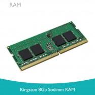 image of KINGSTON 8GB DDR4 2133MHZ SODIMM RAM