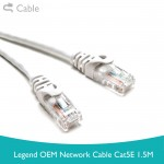 Legend OEM Network Cable CAT5E 1.5M
