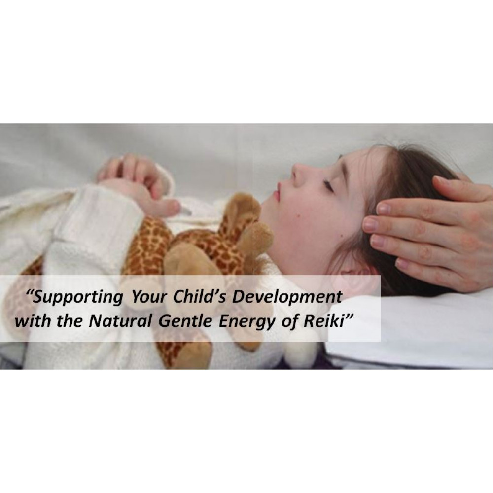 30 mins Reiki for Autism Children Complimentary Natural Healing Therapy