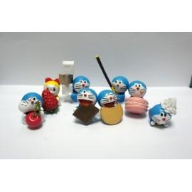 image of Doremon Figurine Collection set x 4 pieces
