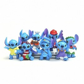 image of Stitch Cake Topper x 8 pieces