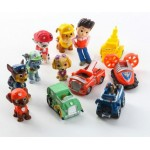 PAW Patrol Figurine Set x 12 pieces