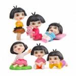 Dora The Explorer Figurine Set x 6 pieces