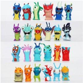 image of Slugterra Figurine Set x 24 pieces