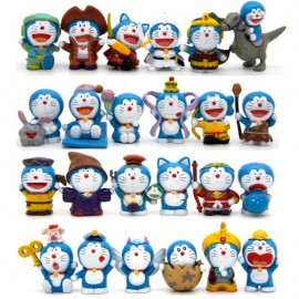 image of Doraemon Limited Edition Figurine Set x 24 pieces
