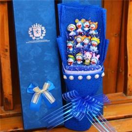 image of Doraemon Gift Bouquet - 12 pieces