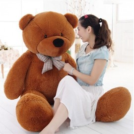 image of I Love You Teddy Bear - 1 Meter