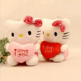 image of Hello Kitty Soft Toys 10cm-20cm