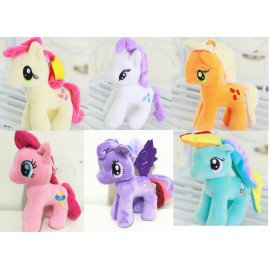 image of My Little Pony (Small) x 6 Pieces