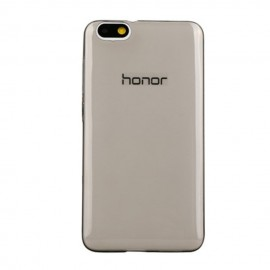 image of Huawei Honor 4X TPU Silicon Case - Silver