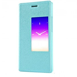 image of Huawei Ascend P7 Leather Case with Diamond Screen Protector