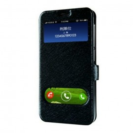 image of Honor 3C Lite Leather Case with Screen Protector