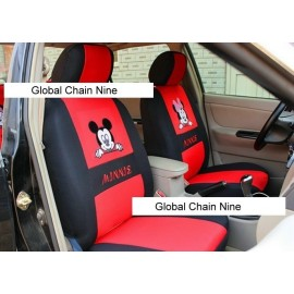 image of Mickey Full Set Car Seat Cover Seat