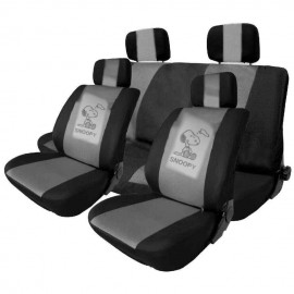 image of Snoopy Full Set Car Seat Cover Seat
