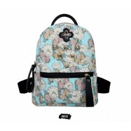 image of Cute Flower Design Backpack