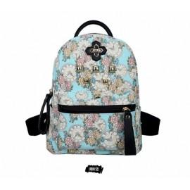 image of Cute Flower Design Backpack