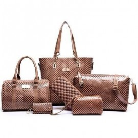 image of 6 in 1 Korea Styles Top Quality Bag Set - Brown