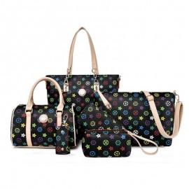 image of 6 In 1 Handbag Set