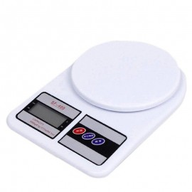 image of High Precision Digital Kitchen Weight Scale - Up To 10kg