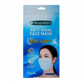 image of Respocare Anti-Viral Face Mask 1's