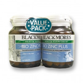 image of BLACKMORES BIO ZINC PLUS 2X90s