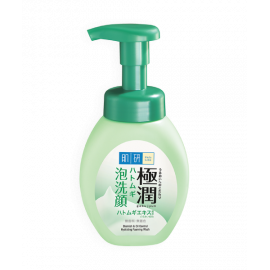 image of HADA LABO BLEMISH & OIL CONTROL HYDRATING FOAMING WASH 160ML