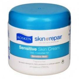 image of Rosken Skin Repair Sensitive Skin Cream 250ml