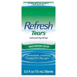 image of Refresh Tears Lubricant Eye Drops 15ml